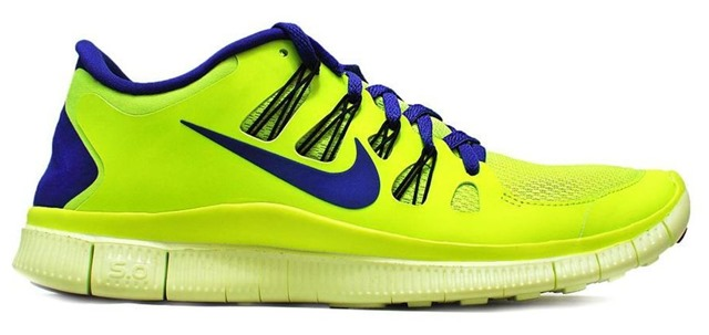 Nike Free 5.0+ Running Shoe Review
