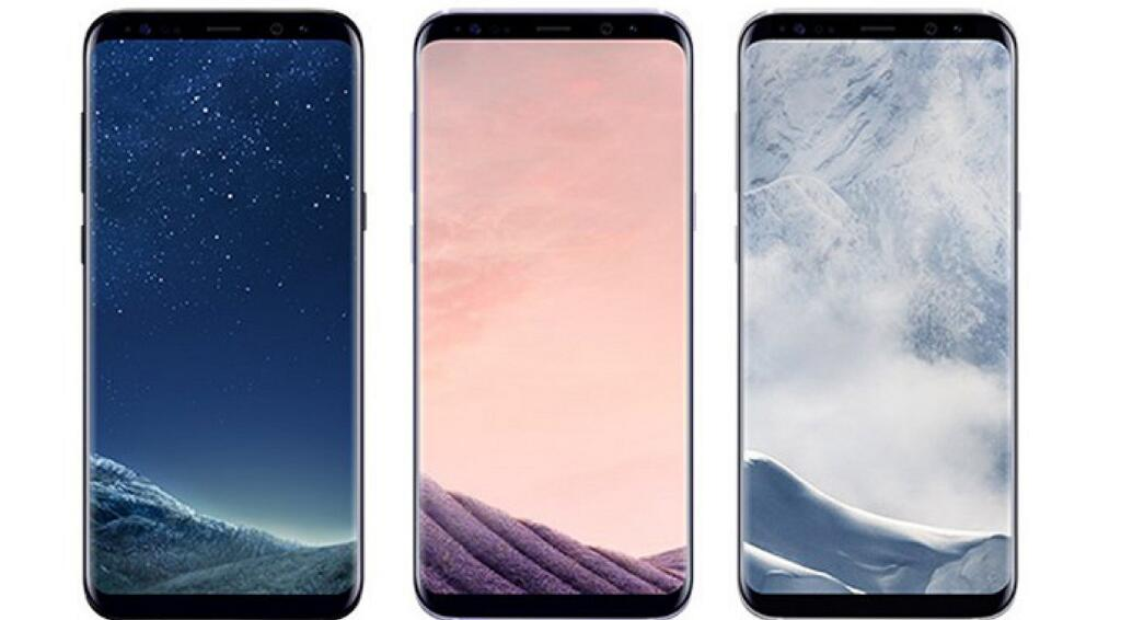 Full screen + dual photo Samsung Note8 will be released in August this year