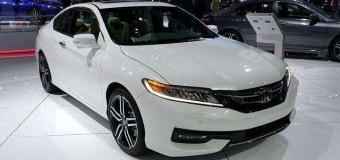 The ten generation Accord As a Honda accord rising star